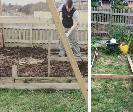 Guest blog by Steve Jones: A No Dig gardener