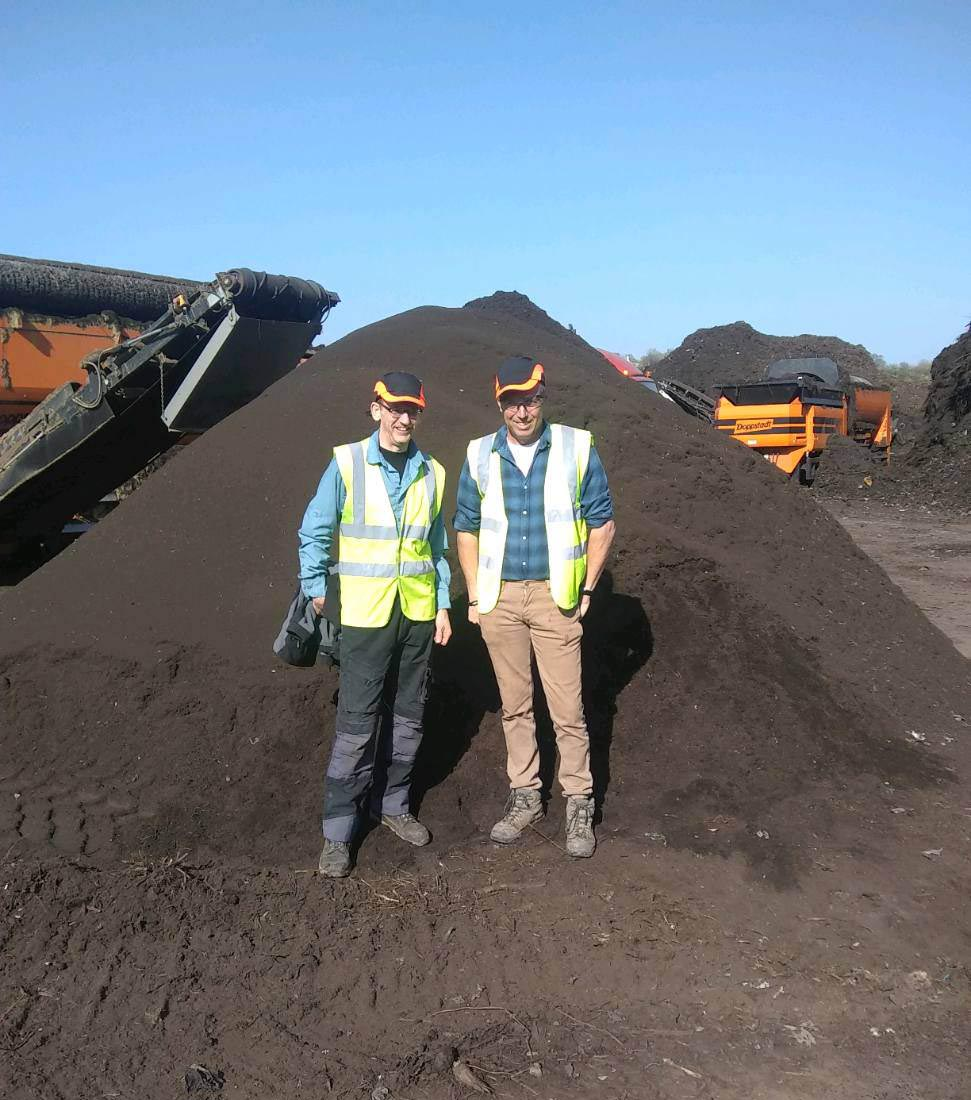 SoilFixer announces successful up-scale production of Biochar Super Compost